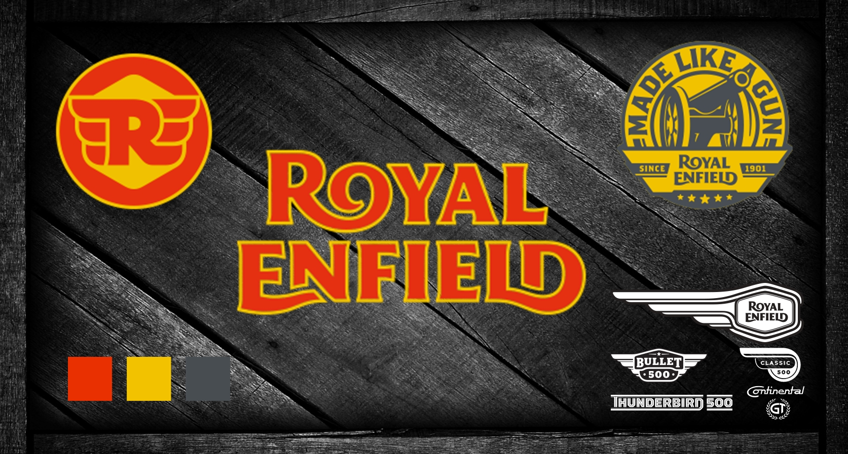 royal enfield motorcycles unveils new logo and crest