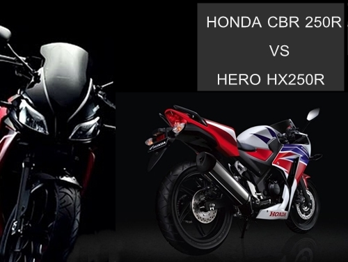 hero hx250r vs honda - photo #16