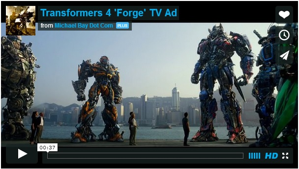 transformers 4 video