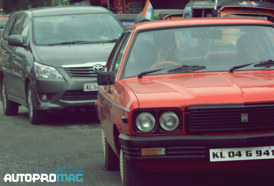 HM contessa red