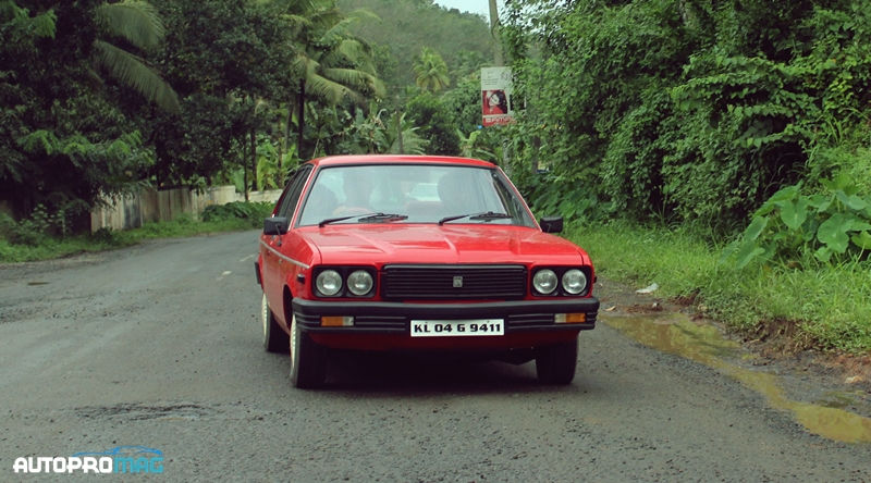 Contess red color kerala