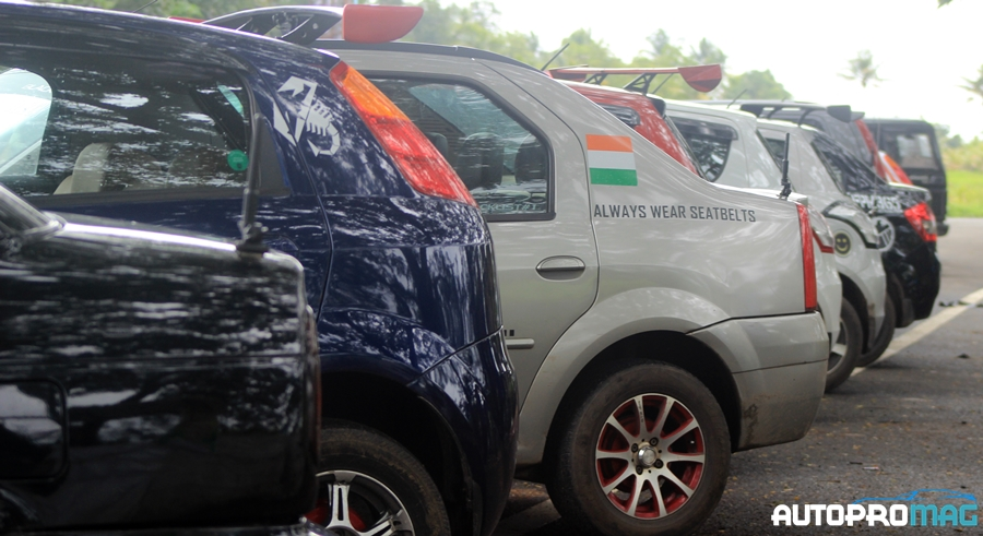 kerala car riders