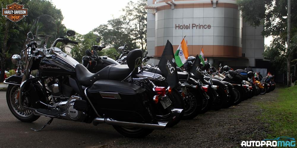 all bike harley kochi