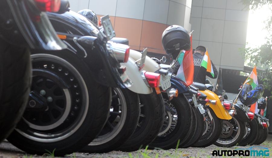 rear harley bikes