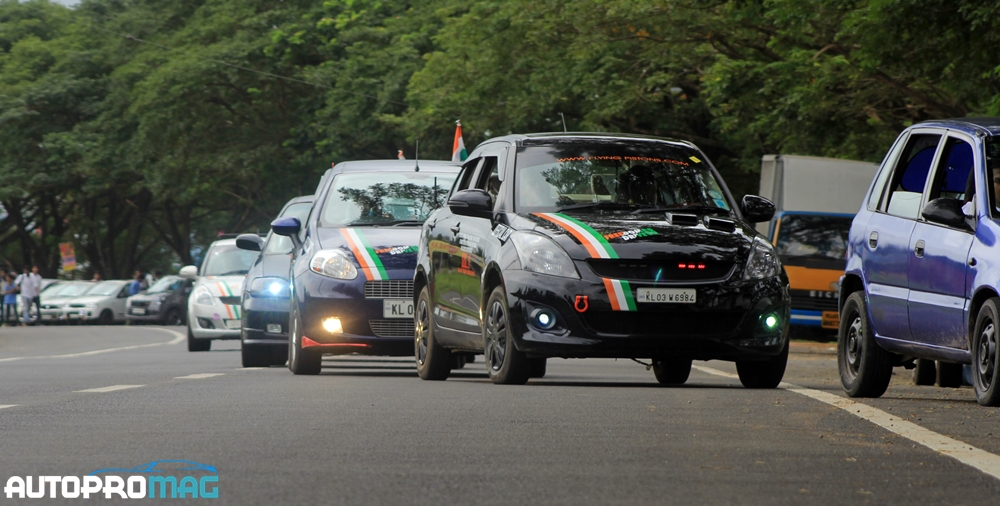 swift dzire modified