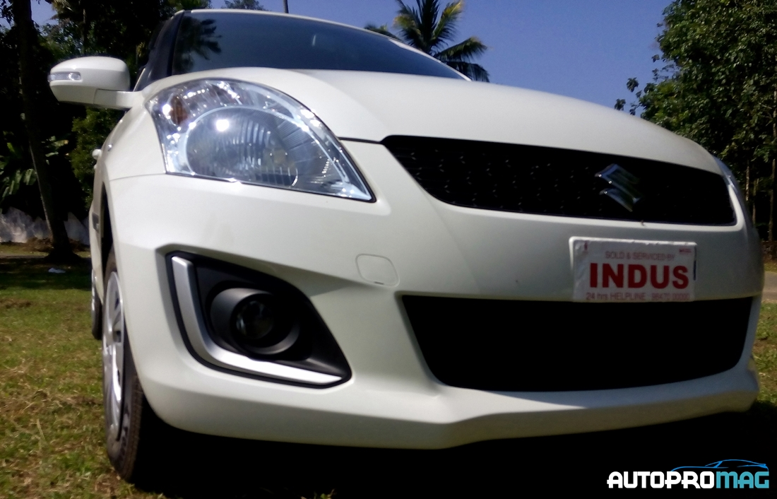 front 2015 maruti swift