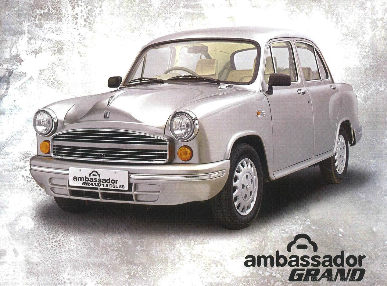 ambassador grand brochure pictures