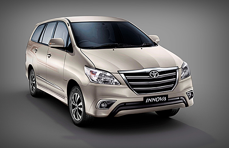 All New Toyota Innova 2015 All New Toyota Innova 2015 | Car Interior