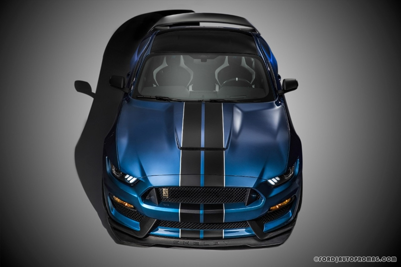 Ford Shelby Mustang GT350R  front