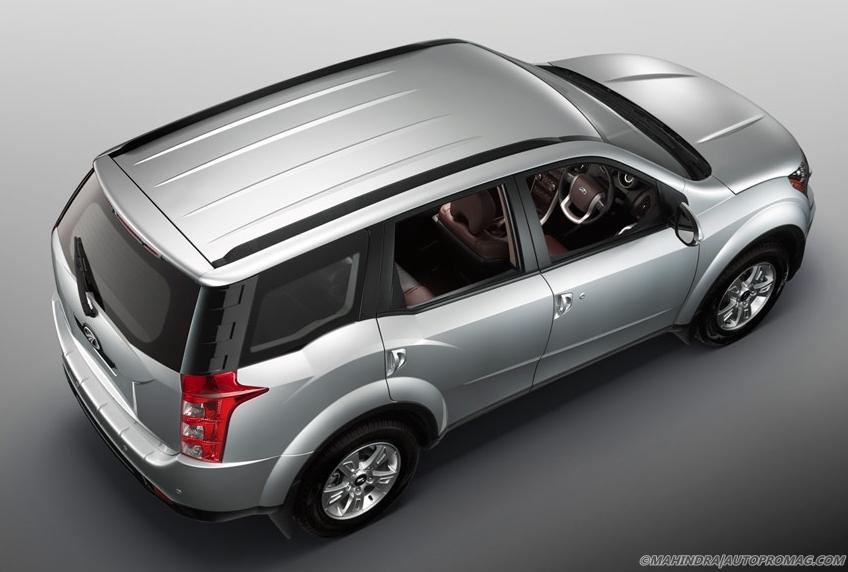 Mahindra XUV500 W8 Xclusive Edition