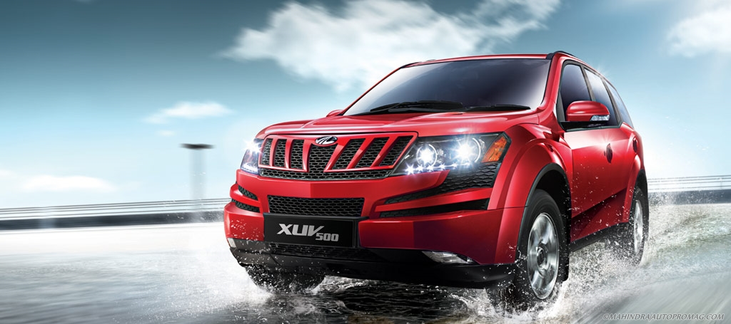 Mahindra XUV500 W8 Xclusive Edition launched