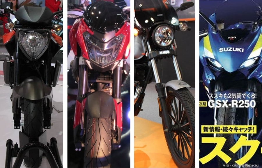 new bikes in india 2016 2017
