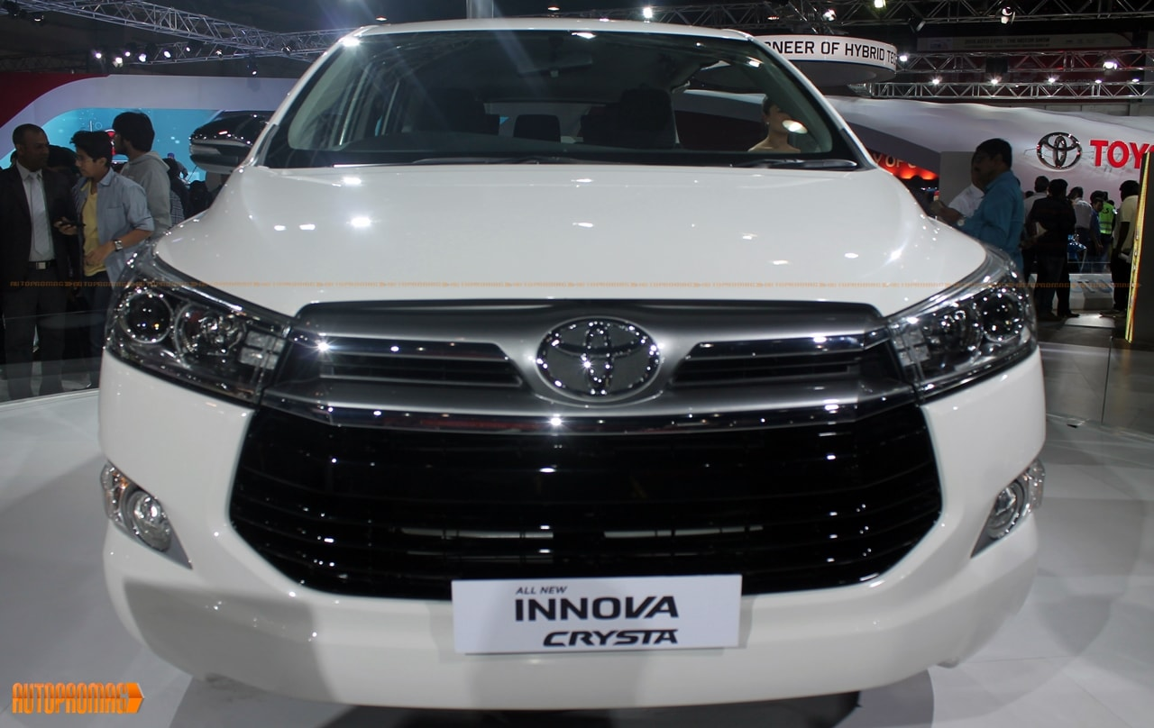 Toyota Innova New Model Price Interior