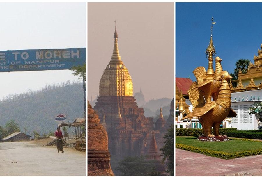 Moreh-Mandalay-Mae sot
