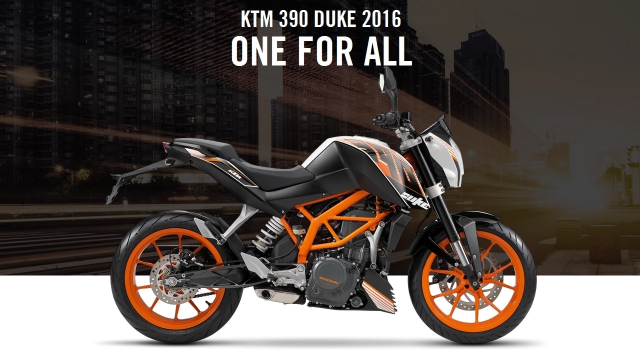The 2017 Ktm Duke 390 Is A Baby Superduke Price Specs