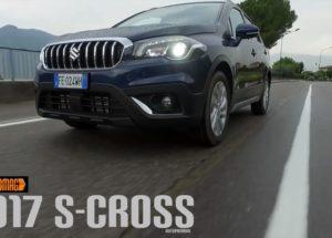 2017 Maruti Suzuki S Cross facelift