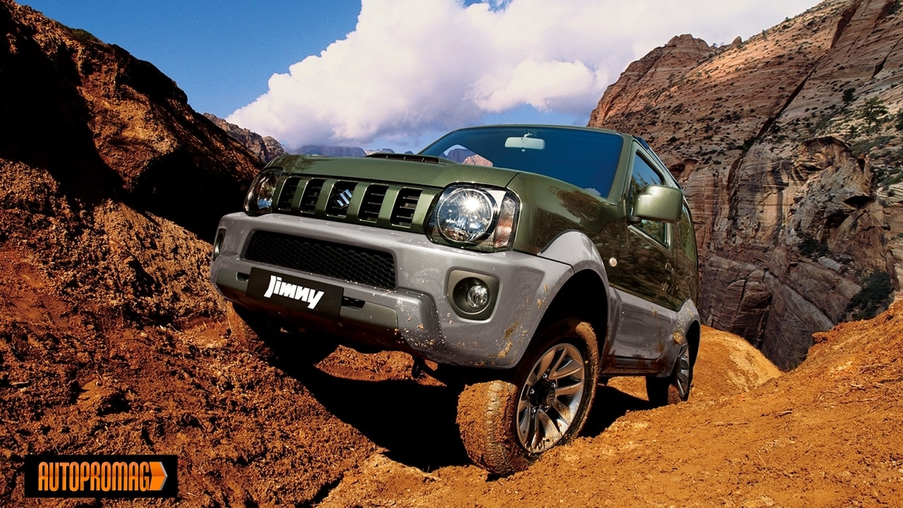 2017 Suzuki Jimny new 4th gen