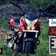 Bajaj Pulsar NS 200 exhaust- AS 200-RS-200