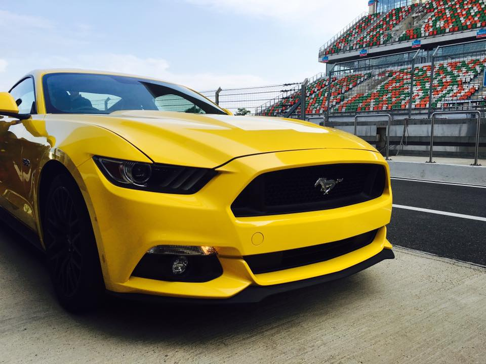 Ford Mustang GT India- Price, Images from Launch Ceremony - Autopromag