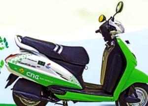 Honda Activa CNG India