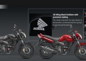 Honda unicorn 150 India