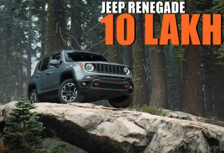 Jeep Renegade 2018 India