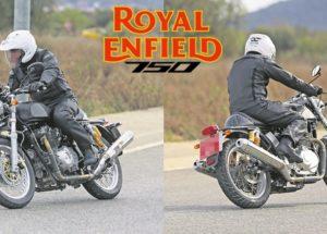 Royal Enfield 750