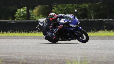 Yamaha YZF-R15 V3 blue