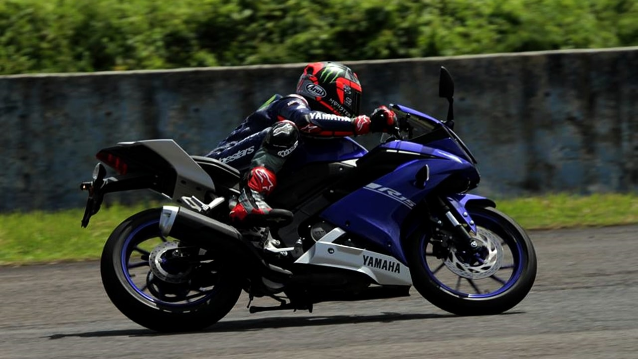 Yamaha YZF-R15 V3 India