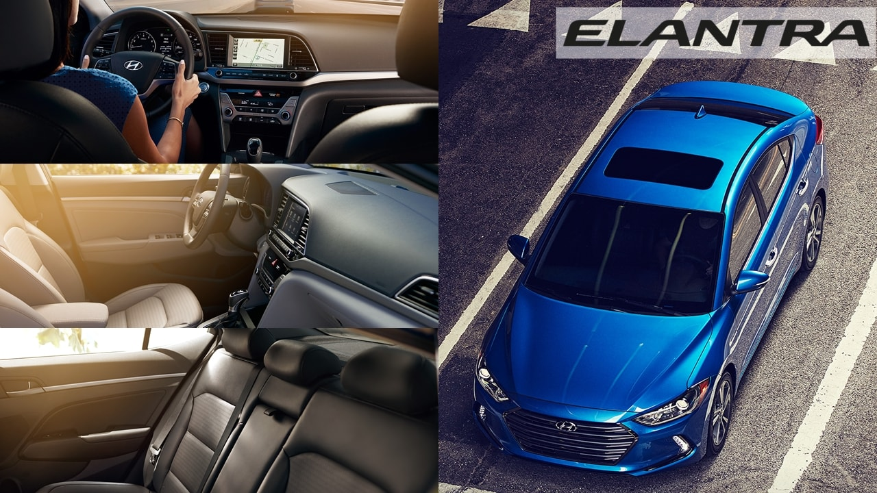 All new 2017 Hyundai Elantra
