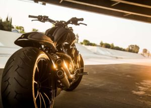 Custom motorcycle Ducati XDiavel Wallapaper