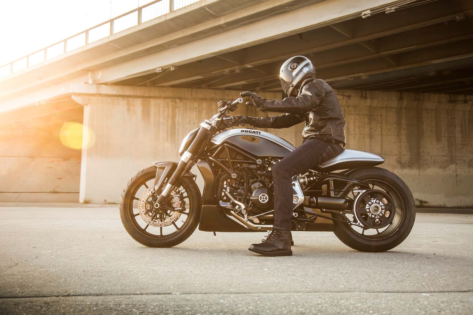 Custom Ducati XDiavel by Roland Sands Design- Modified ...