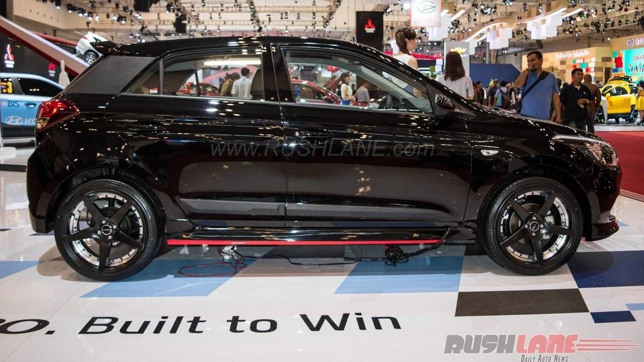 Hyundai Elite i20 sport power