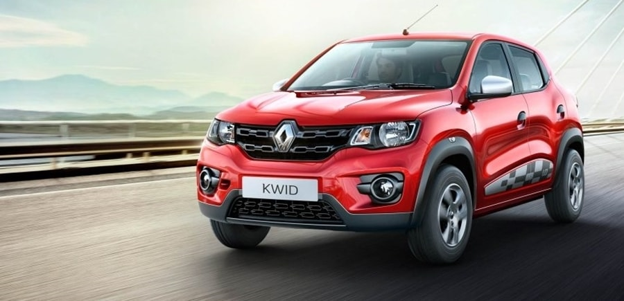 Renault kwid 1.0 India