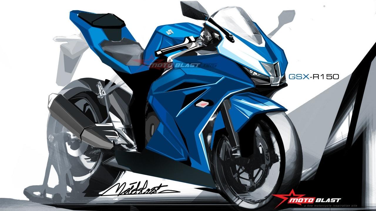 suzuki gixxer 250 (gsx-r 250) new images, price and launch in