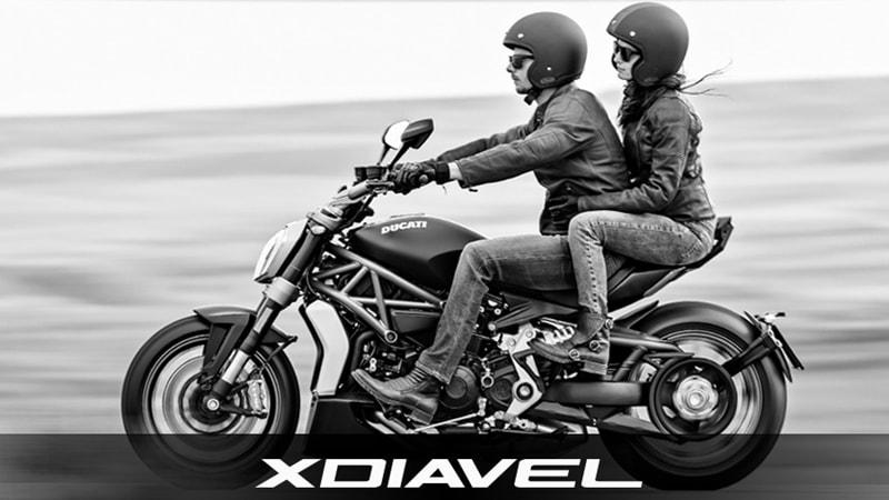 Ducati XDiav... Ducati India