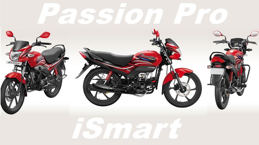 Passion Pro BS-IV ismart