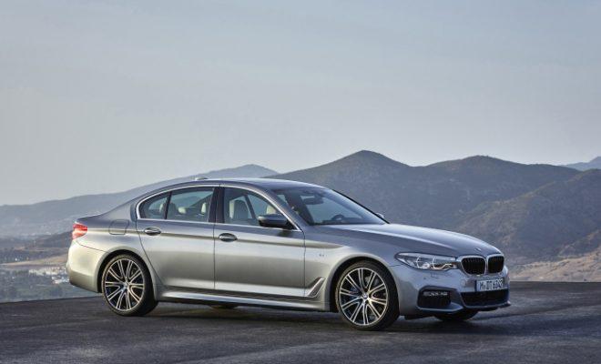 New BMW 530d