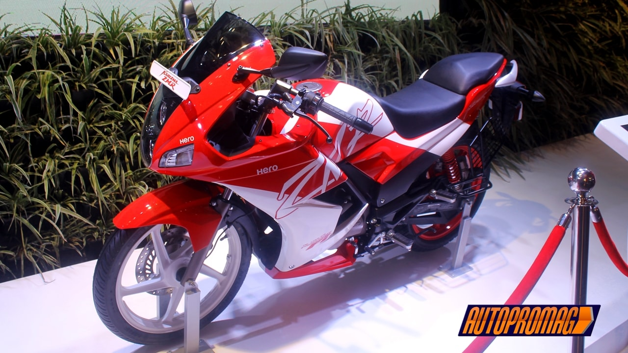 New Hero Karizma 200