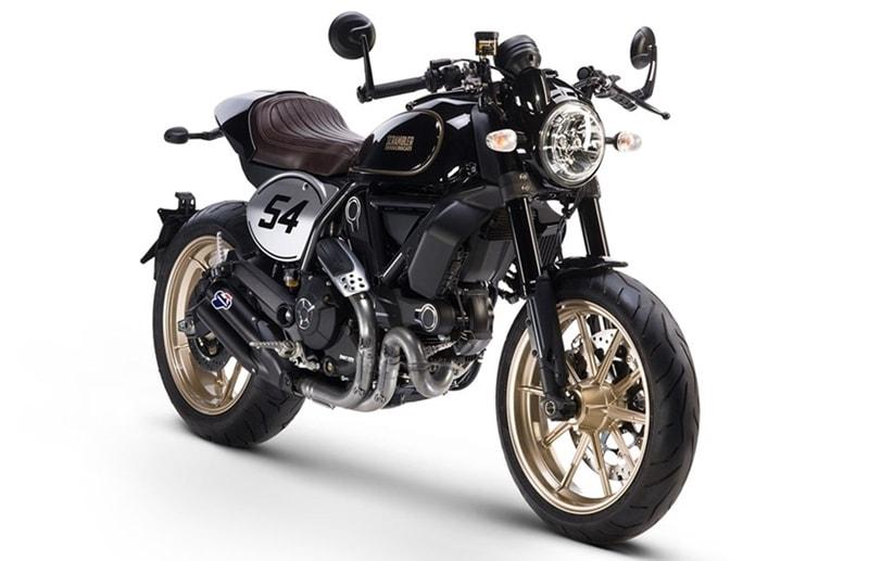 New Cafe Racer Ducati Scrambler