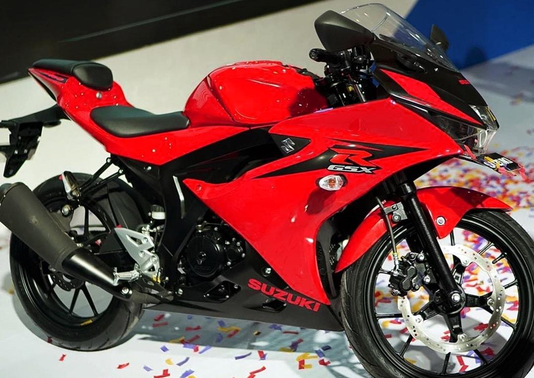 Suzuki GSX150R