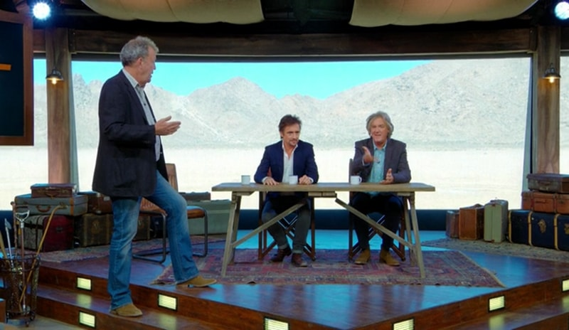 The Grand Tour episode 1 review