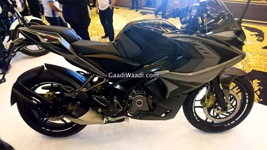 New Pulsar RS200 colour