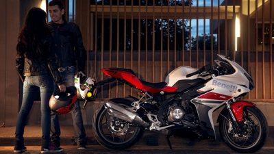 Benelli Tornado 302R ride review