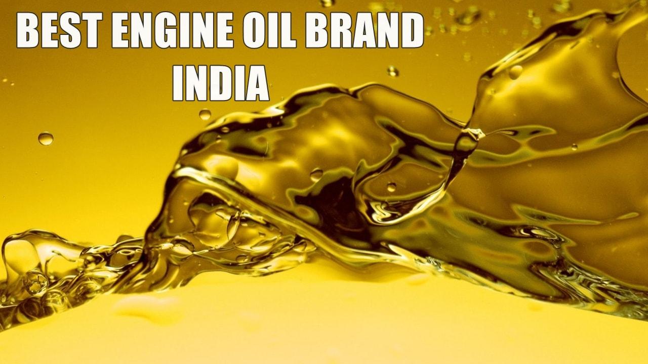 Best bike engine oil India
