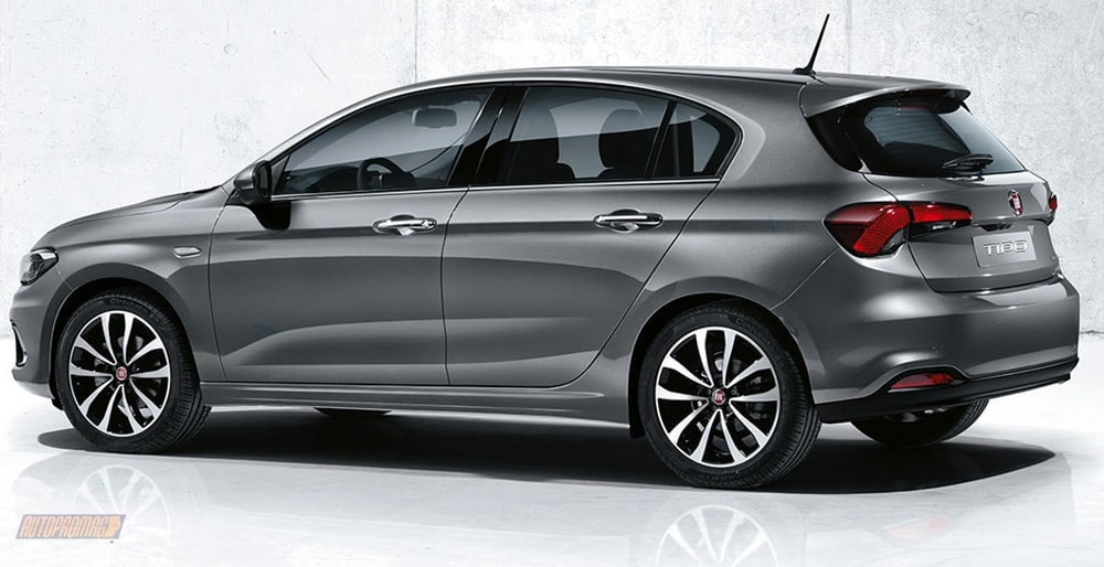 Fiat Tipo launch India