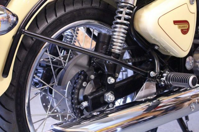Royal Enfield Classic 500 Bullet 500 Get Abs Amp Rear Disc