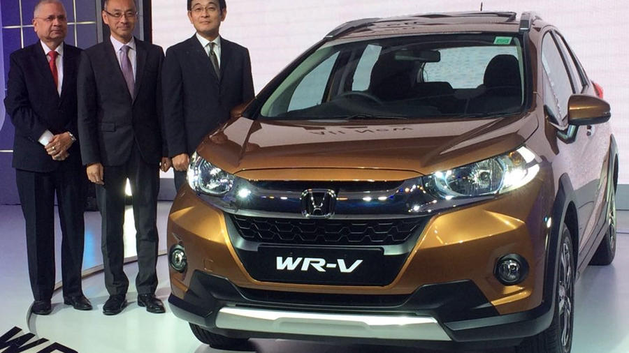 New Honda WR-V could really dent sales of Brezza - Autopromag