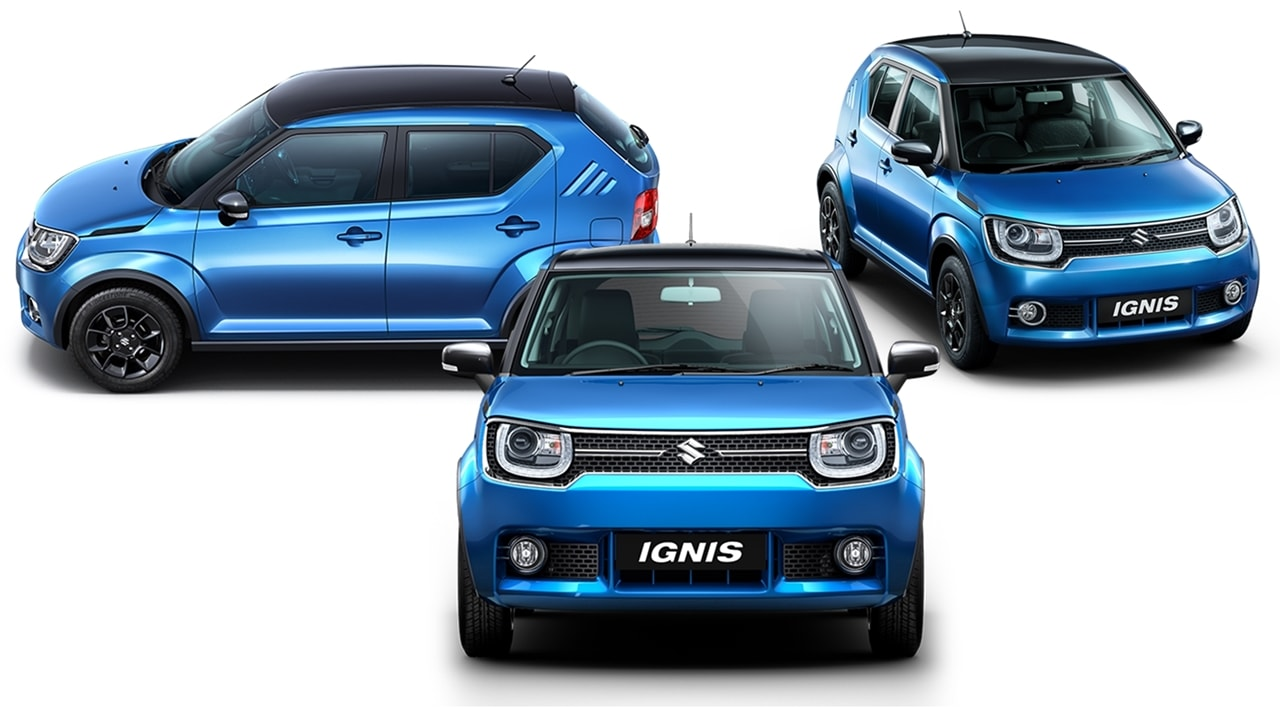 Maruti Ignis launched in India (price & specs) - exclusive ...