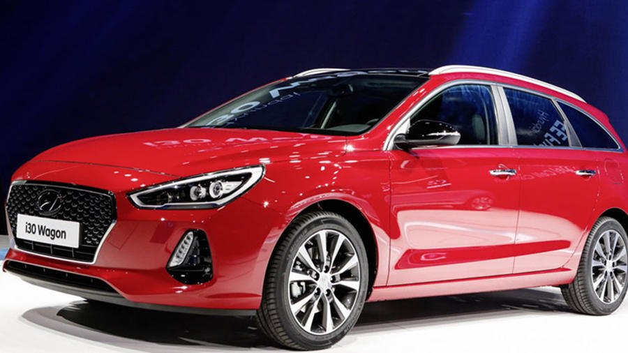 2018 Hyundai I30 Tourer Wagon Estate Price Release